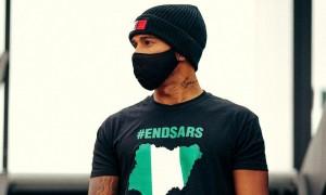Hamilton 'feeling great' after hard week - resumes training