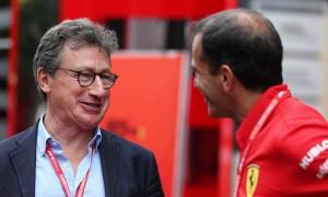 Ferrari CEO Camilleri retires with immediate effect!