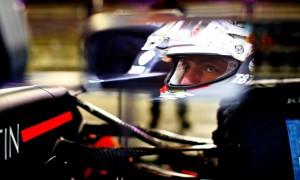 Verstappen searching for 'optimum set-up' on short runs