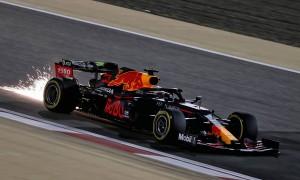 Verstappen steals Mercedes' thunder in final practice at Sakhir