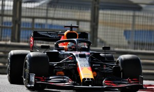 Verstappen narrowly edges Bottas in Abu Dhabi FP1