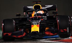 Verstappen: Still work to do to close gap to Mercedes