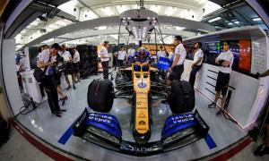 'McLaren had a fragile business model', says exec chairman