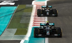 Mercedes drivers 'not aware' that engines were turned down