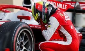 F2 champion Schumacher earns his graduation to F1