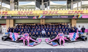F1i Team Report Card for 2020: Racing Point