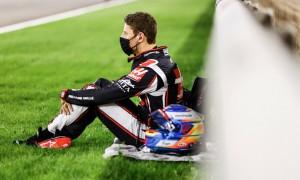 Grosjean determined to race in Abu Dhabi says Steiner
