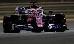 Perez says 'old engine' could weigh on race performance