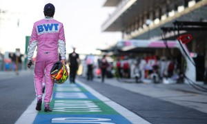 Perez leaves Racing Point 'happy and proud' of his boys