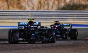 Bottas foresaw 'big battle' with Russell before Mercedes blunder