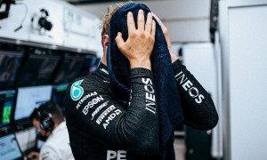 Mercedes must keep 'driver energy levels high' after title is decided - Wolff