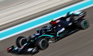 Mercedes in charge in FP2 as Bottas leads Hamilton
