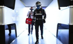 Bottas admits defeat by Russell 'wouldn't look good'
