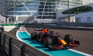 Verstappen leads Red Bull 1-2 in Abu Dhabi final practice