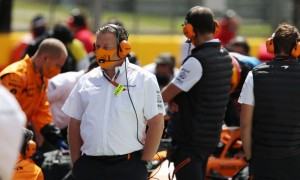 Brown: Lack of McLaren young drivers due to 'different philosophy'