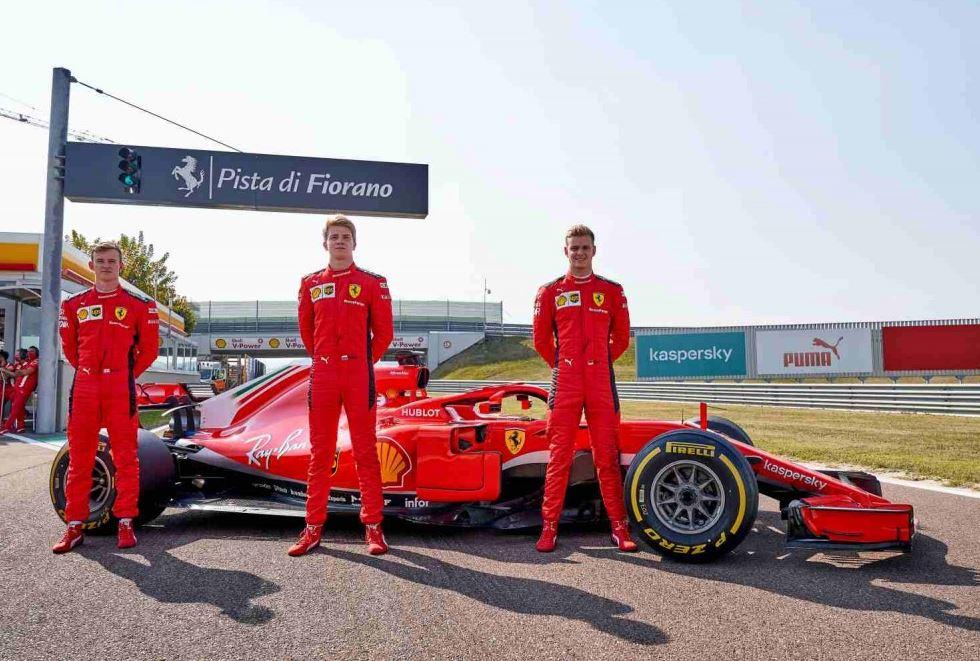 Villeneuve disputes value for drivers of Ferrari Academy
