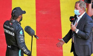 Brundle believes Hamilton can win ten titles