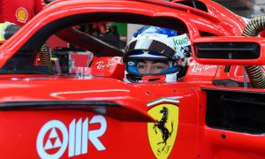 Alesi carries on father's Ferrari legacy 30 years on
