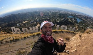 Danny Ric is California dreamin'