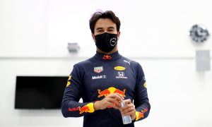 Perez determined to 'overdeliver' with Red Bull Racing