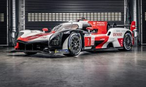 Toyota pulls the covers off Le Mans Hypercar