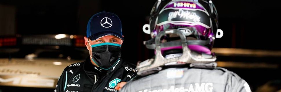 Bottas: No 'benefit' to playing mind games with Hamilton