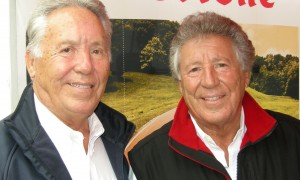 Mario Andretti mourns passing of twin brother Aldo