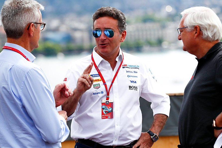 Agag convinced F1 should merge with Formula E 'before it's too late'
