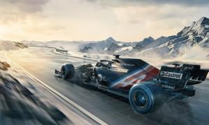 Alpine F1 unveils its winter colours!