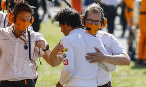 Sainz only has 'positive things to say' about Seidl