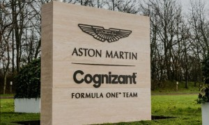 Aston Martin confirms Cognizant as F1 title partner