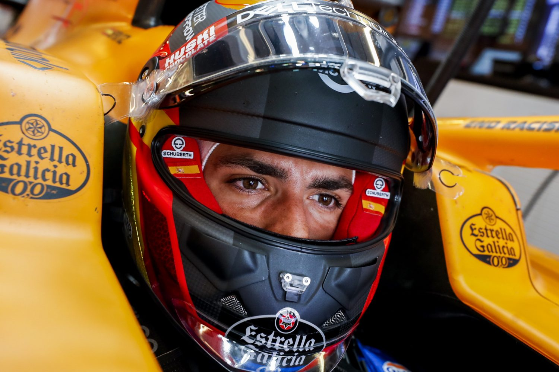 Ferrari appraisal of Sainz included study of team radio messages