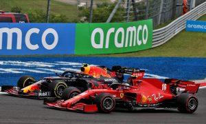 Marko sees 'chance' of Ferrari leading mid-field in 2021