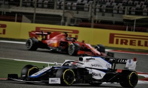Russell: Battles with Vettel 'drastically' improved race craft