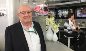 A salute to John Hogan - F1's original Marlboro man