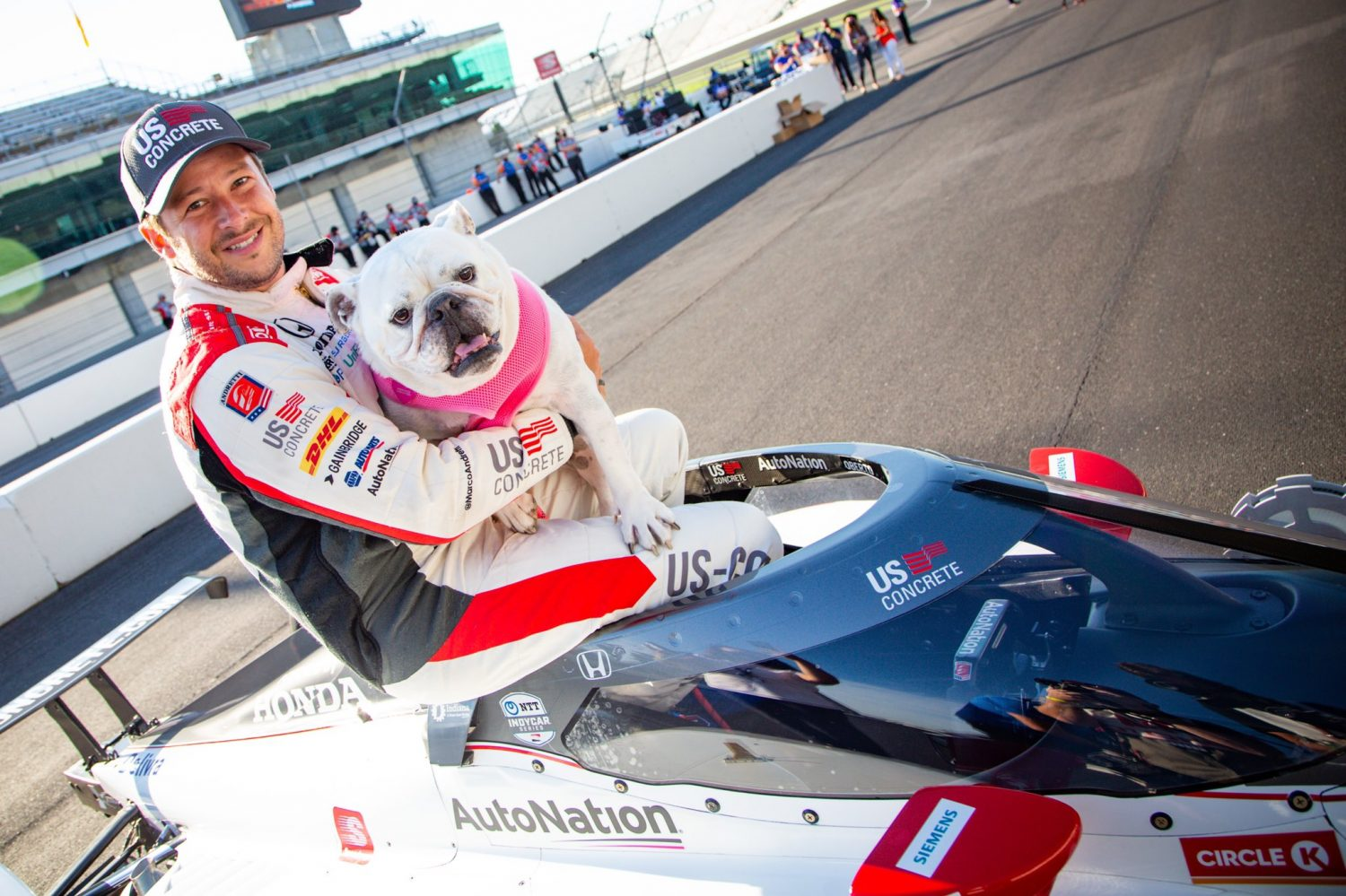 Marco Andretti reins in IndyCar presence with family team