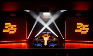 McLaren reveals launch date for MCL35M