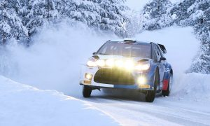 Bottas rallies to P6 in Lapland icescapade