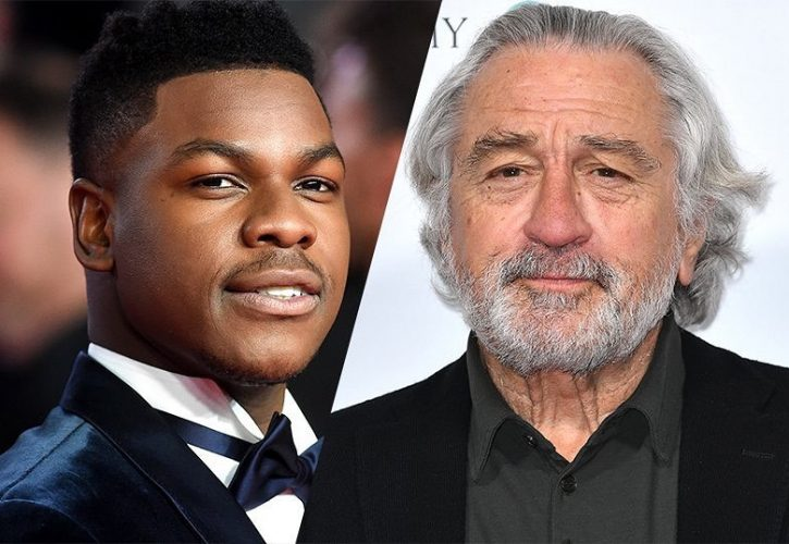 John Boyega and Robert De Niro team up for new Netflix thriller
