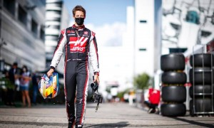 Grosjean hailed for 'natural speed and talent' by Haas engineer