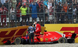 Vettel 'insecurity' and fall rooted in Hockenheim crash - Marko