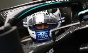 Bottas says race pace marginally improved in 2020