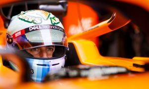 Ride along with Ricciardo in the MCL35M!