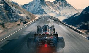 Alpine team reveals launch date of 2021 charger
