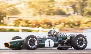 A Brabham rides and rolls again