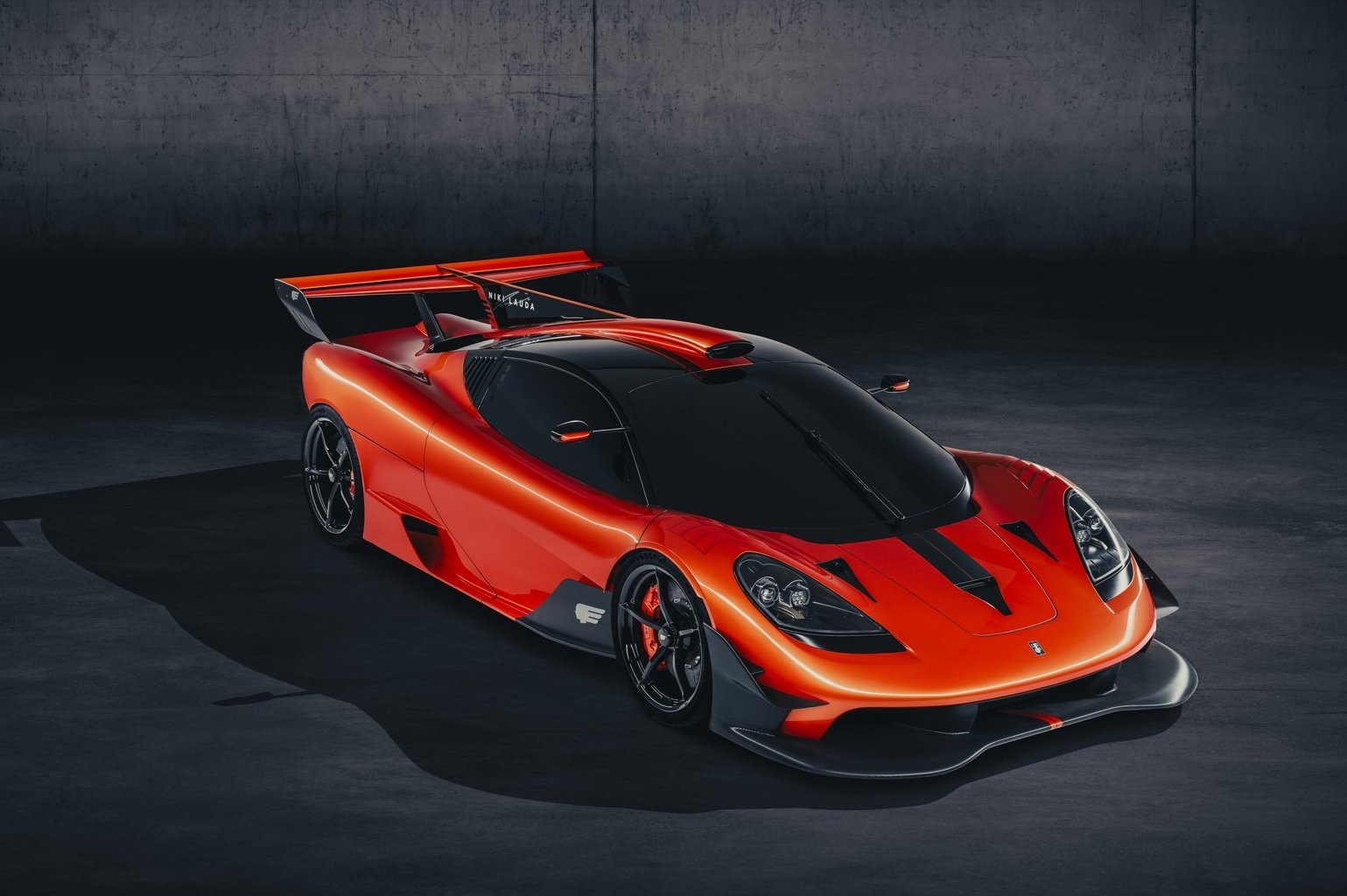 Gordon Murray T.50s track beast named in honour of Niki Lauda