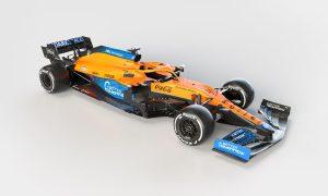 McLaren reveals Mercedes-powered 2021 MCL35M!