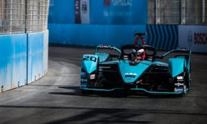 Jaguar Racing - Mitch Evans - Diriyah E-Prix February 27 2021