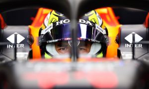 Perez 'can feel the potential' of Red Bull's new RB16B