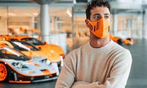 McLaren 'my best chance' to achieve title goal - Ricciardo